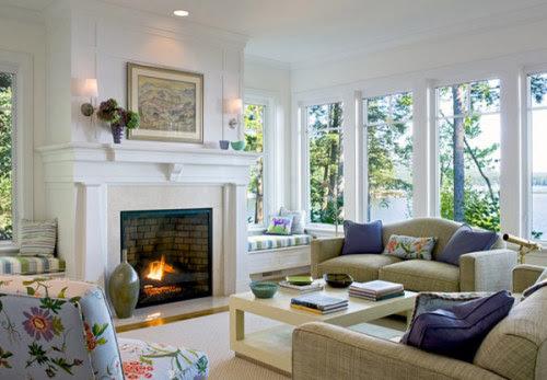 Living room design #10