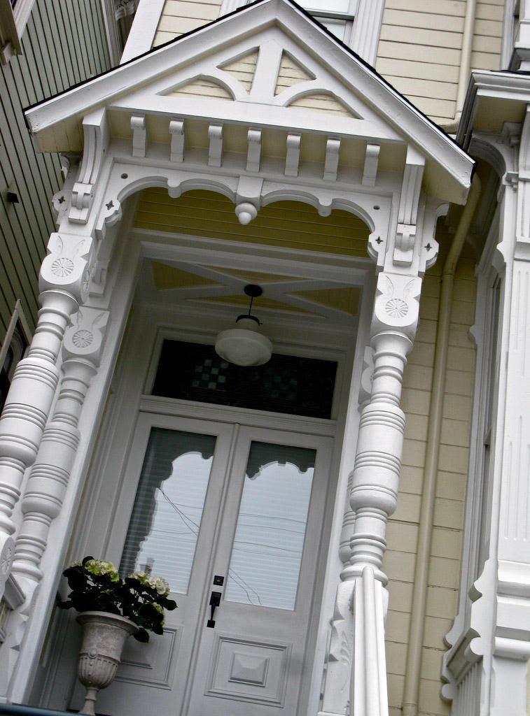 4842645929 41444fdeed b1 Яркая достопримечательность Сан Франциско: викторианские дома Painted Ladies