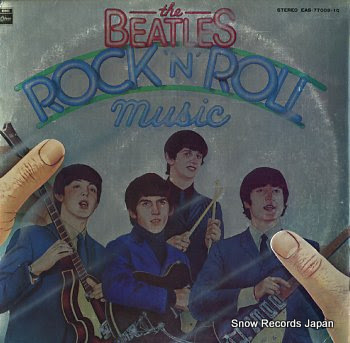 BEATLES, THE rook 'n' roll music