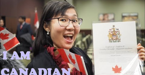 Cuộc sống Toronto- Thi quốc tịch Canada - Lễ tuyên thệ - Canadian Citizenship Test and Ceremony