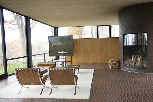 Glass House Living Room