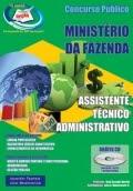Apostila técnico administrativo Ministério da Fazenda