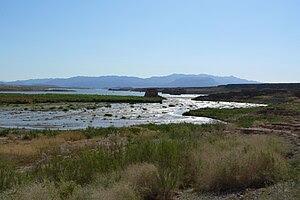 Las Vegas Bay, Lake Mead, southern Nevada