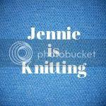 Jennie is Knitting