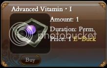 Advanced Vitamins · I