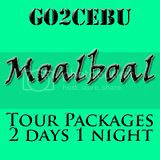 Moalboal Tour Itinerary 2 Days 1 Night Package