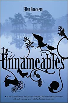 book cover of Unnameables by Ellen Booraem