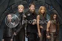 Stargate Atlantis - The team