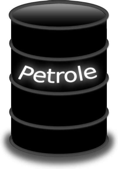 Oil Barrel clip art Free vector in Open office drawing svg