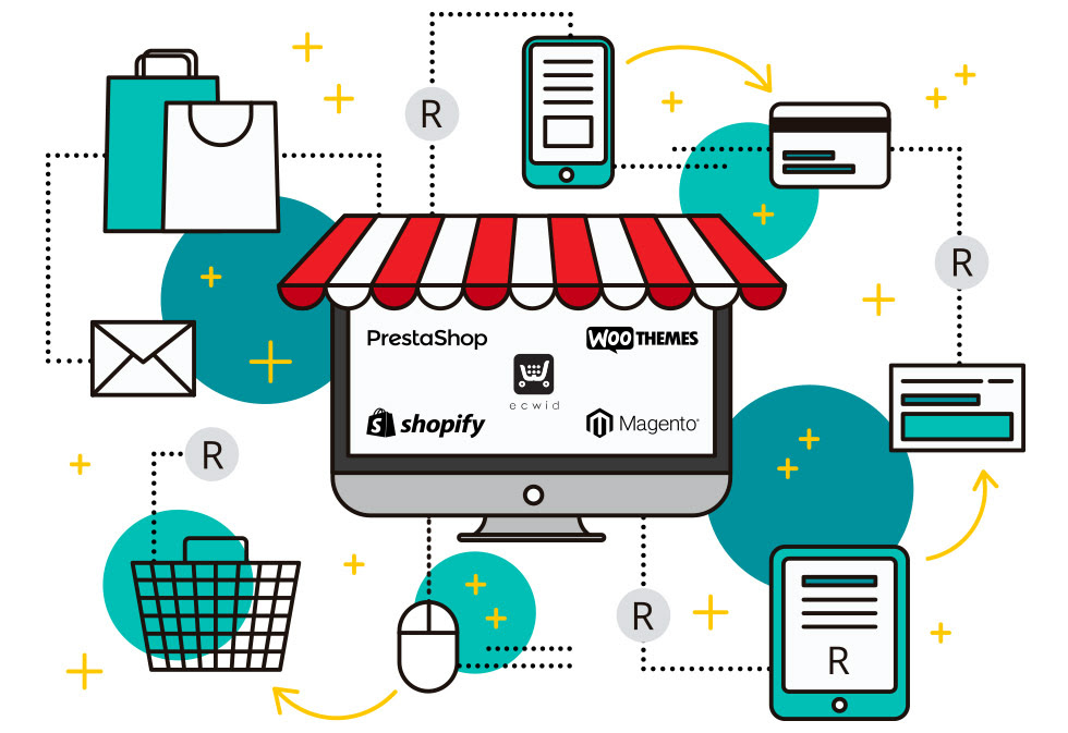 Platform E-commerce Populer di Dunia | Berita Bisnis ...