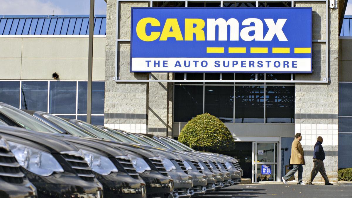 CarMax to add 2 stores in metro Denver - Denver Business ...