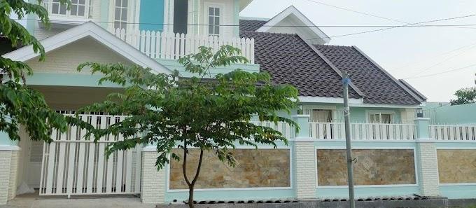 Model Pagar Rumah Minimalis Batu Alam | Ide Rumah Minimalis