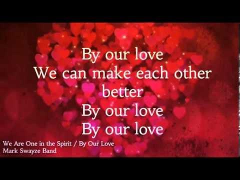 We Are One In The Spirit Lyrics Youtube