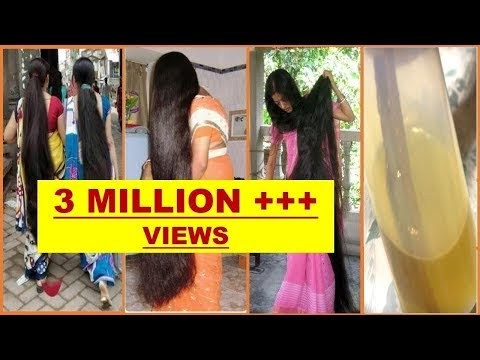 SUPER THICK and STRONG Hair GROWTH IN 7 DAYS - Muskaan Hamad