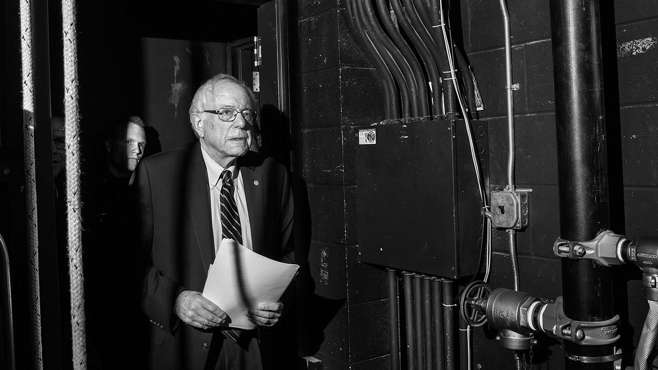 Bernie Sanders at Keene State College