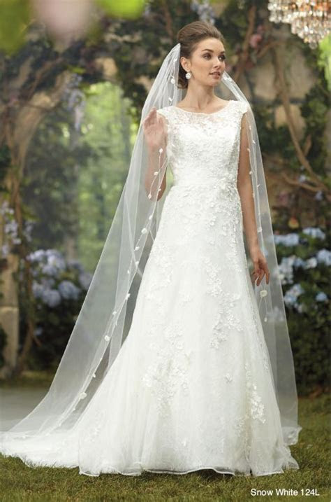 Alfred Angelo's 2014 Disney Princess Snow White Veil