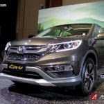 Honda, New Honda CRV 2015: First Impression Review Honda CRV Facelift 2015 Indonesia