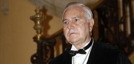 El expresidente del CGPJ Carlos Dívar, el pasado 18 de junio, en Madrid. REUTERS / ANDREA COMAS