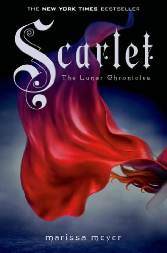 Scarlet (The Lunar Chronicles) by Marissa Meyer