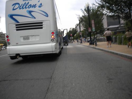 Stupid bus driver