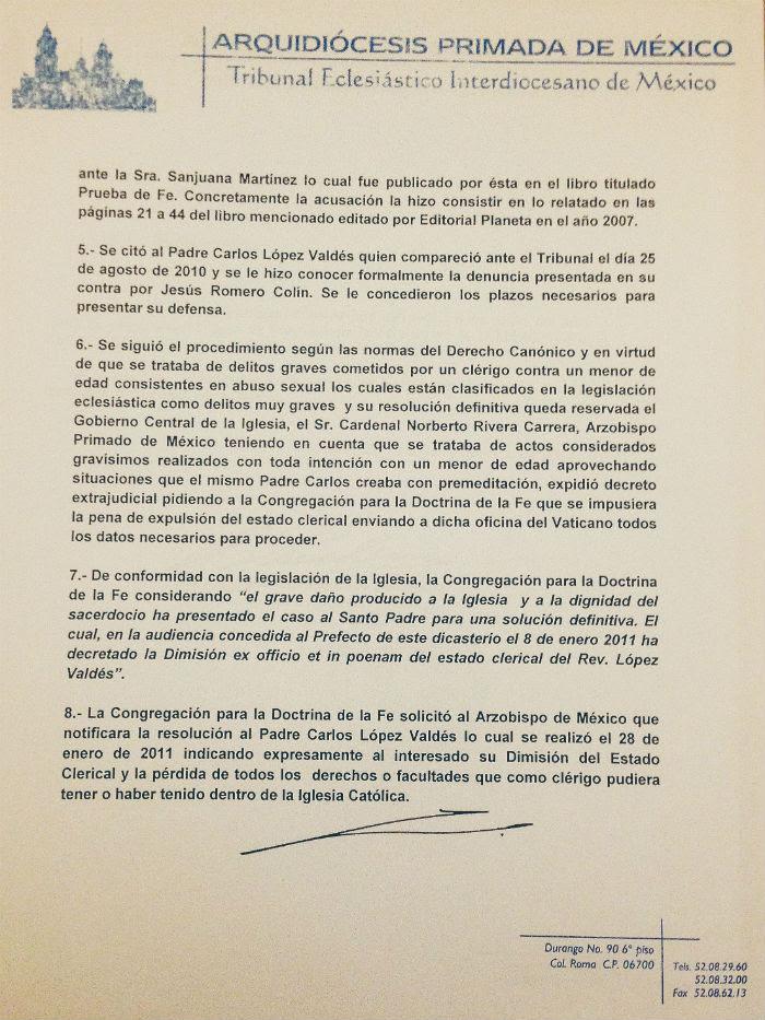 Cartas recibidas por Jesús Romero. Fotos: Francisco Cañedo, SinEmbargo