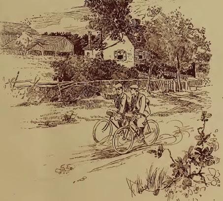 Bucolic Cycling