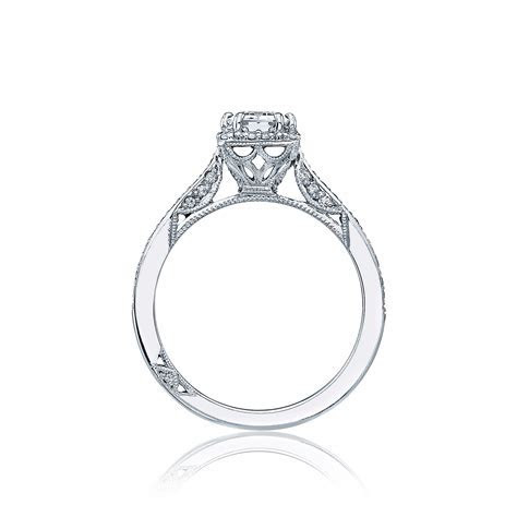 Tacori Dantela Engagement Ring #2620   Union Street Jewelers