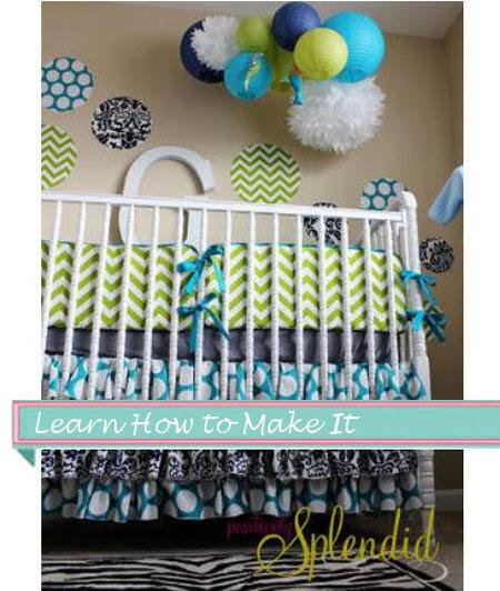Baby Nursery Decorating Ideas, Unique Baby Gear and Nursery Room ...