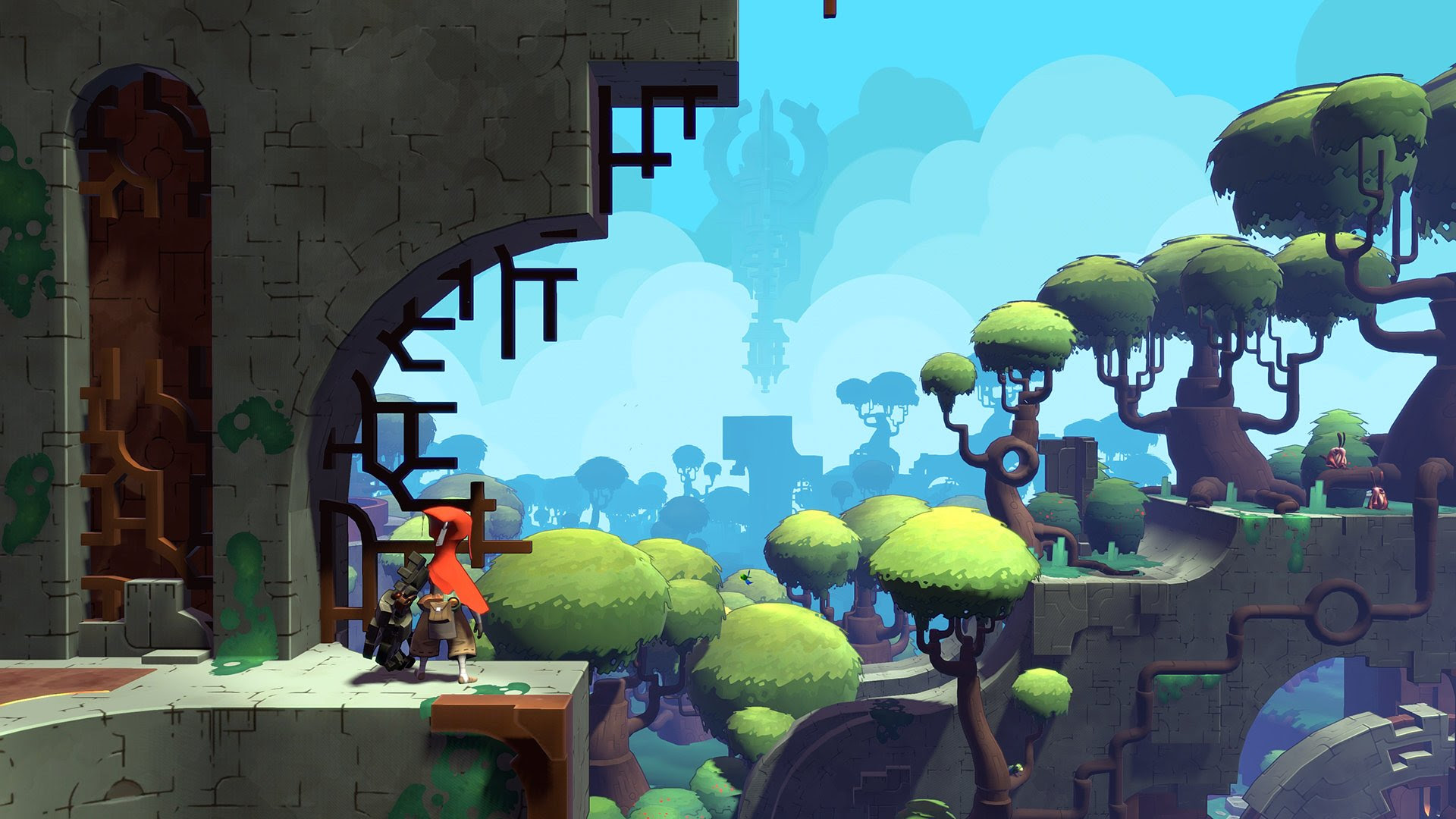 Torchlight team's new game Hob hits PC and PS4 this September screenshot