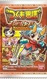 つくも鬼譚シールグミ ~伝説の三神鬼~ 第二弾 20個入 食玩・キャンデー (つくも鬼譚)~