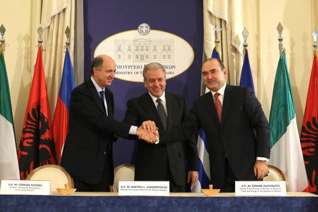 Αγωγός TAP : Τι μπορεί να κερδίσει η Ελλάδα από την υπογραφή του