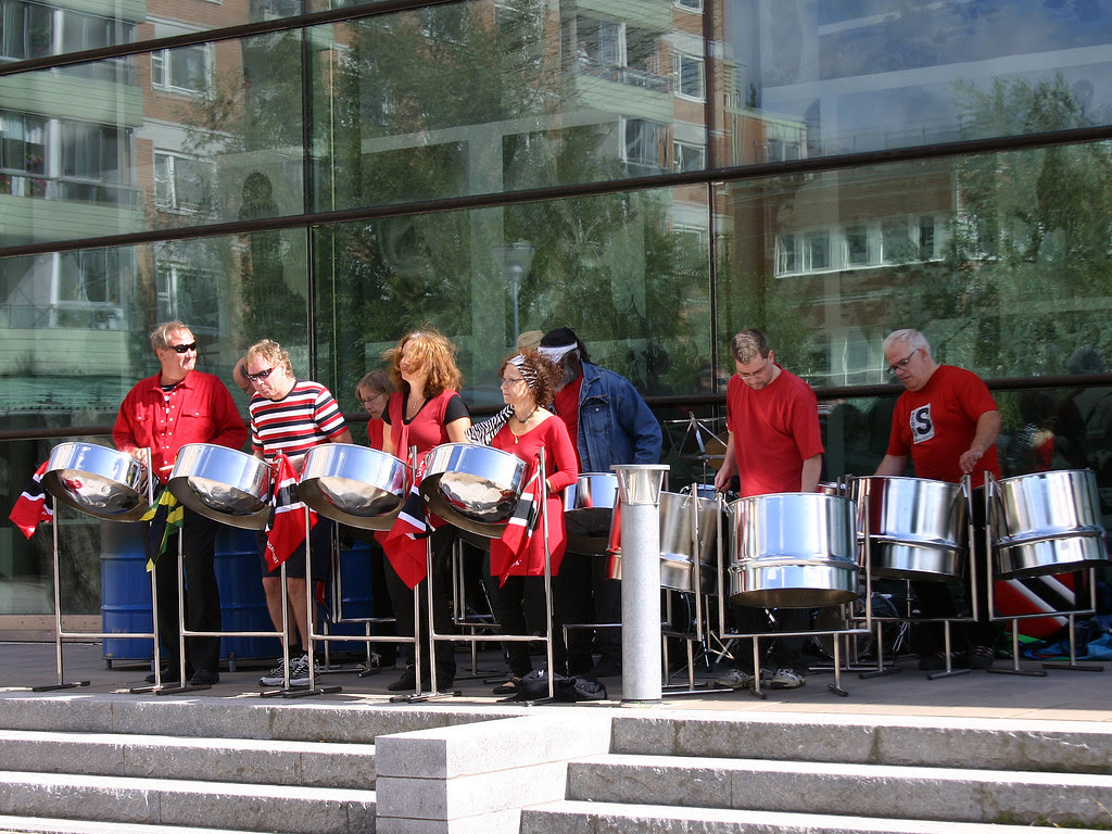 Taxi Stand Steel Band