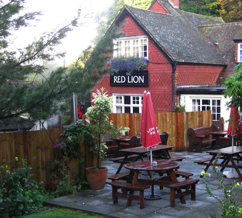 red lion :: england #2