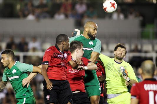 Προκριματικά Europa League: Γκαμπάλα - Παναθηναϊκός 1-2 ΤΕΛΙΚΟ