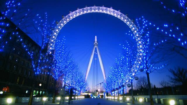 Resultado de imagen de London Eye + fotos