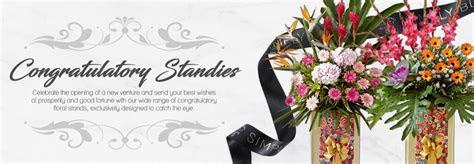 Shop Congratulation Flowers   Grand Opening Ceremony