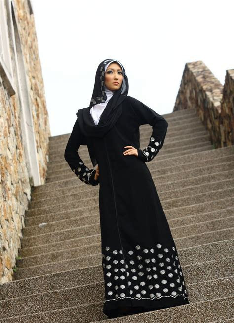 40 Trendy Abaya Styles for Women   ShePlanet