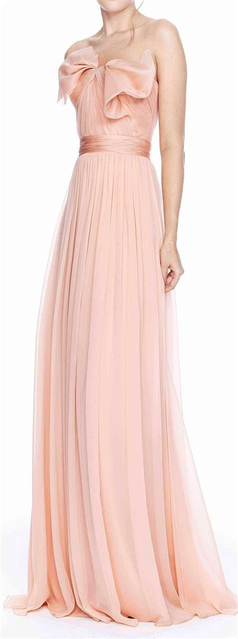 Marchesa Silk Blush Gown   Wedding in 2019   Bridesmaid