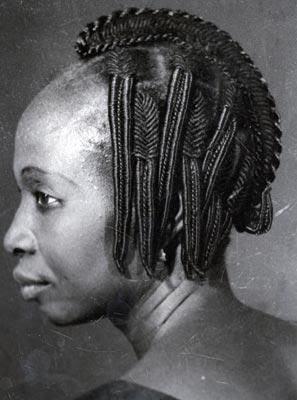 Histoire De La Femme Noire Et Ses Cheveux Crépus Afro Coton