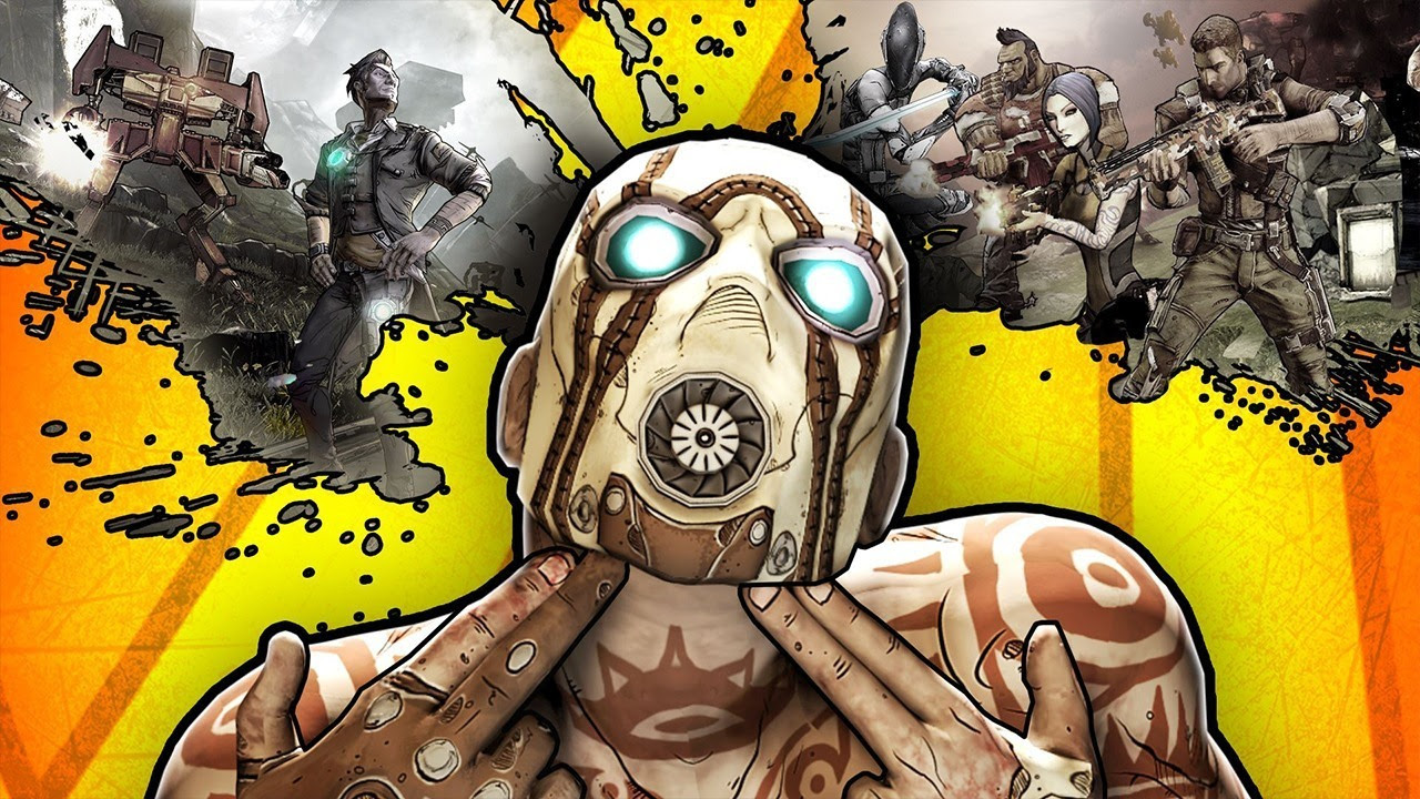 Borderlands sale brings cheapest yet Pre-Sequel and BL2 for Steam screenshot
