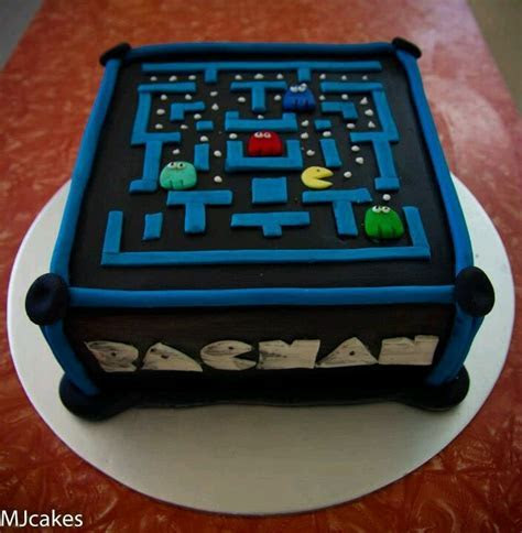 16 curated pacman ideas by deviarainbow   Nyc, Cake make