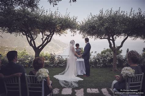 Amanda & Jarrod ? Amalfi Coast love story ? wedding reportage