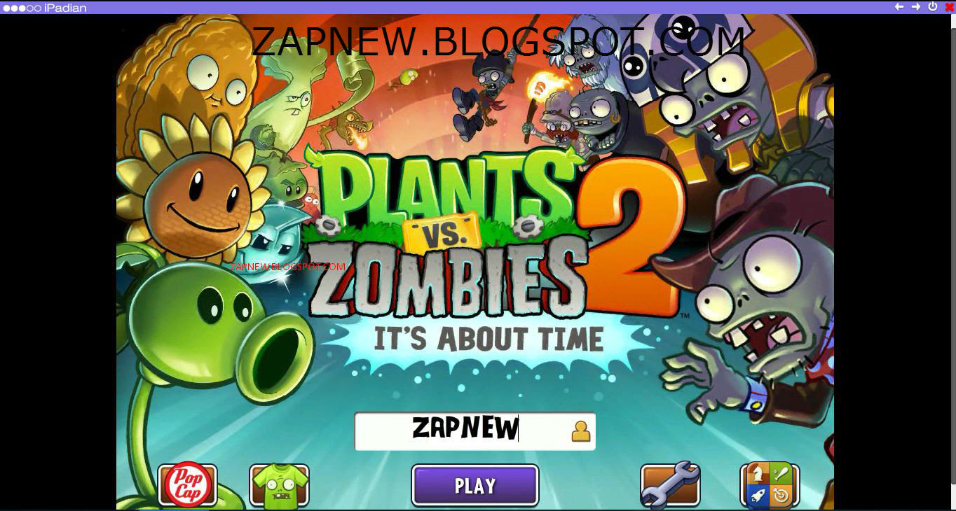 Download Plant VS Zombie Full ( For PC )