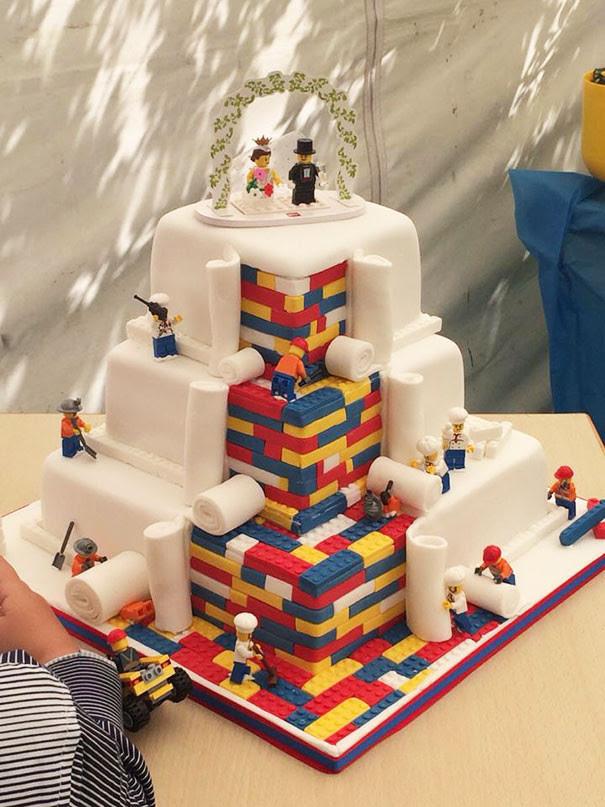 5. Свадебный торт