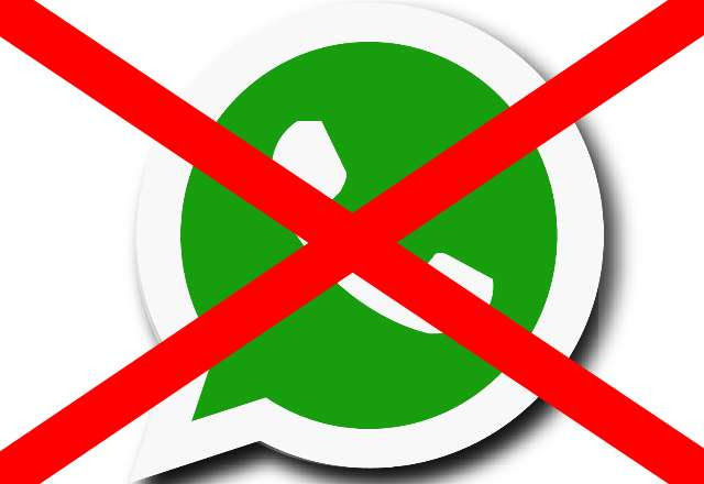 No to Whatsapp Addiction