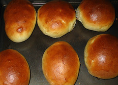 homemade rolls 1