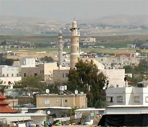 мечеть, минарет, Раат, Тель-Шева, бедуины