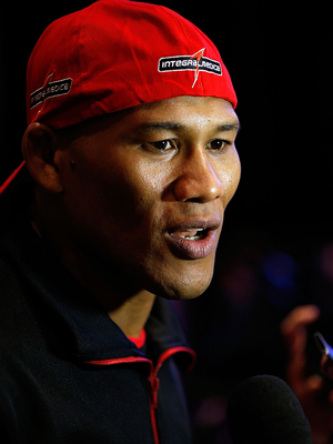 Ronaldo Jacaré, lutador do UFC (Foto: Getty Images)