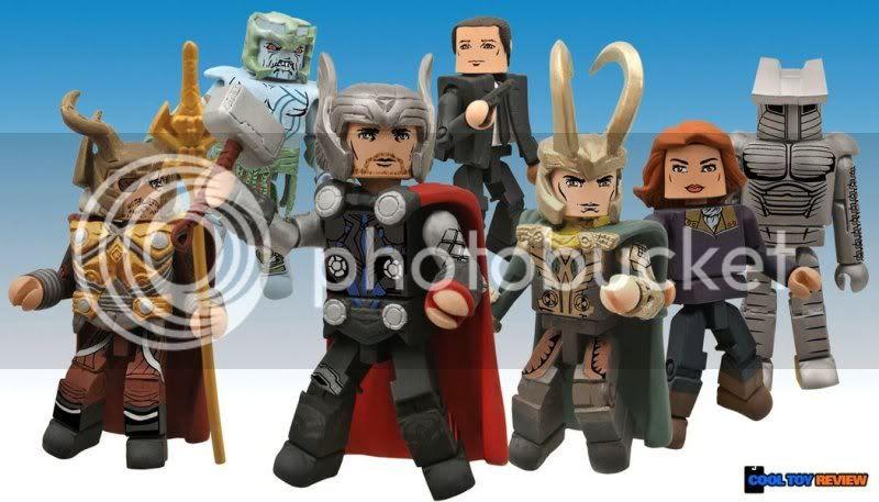 Thor Minimates