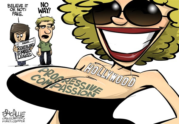 Image result for hollywood hypocrisy cartoons